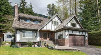 5545 Cliffridge Place, Canyon Heights NV, North Vancouver