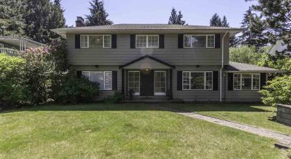 1035 Clements Avenue, Canyon Heights NV, North Vancouver