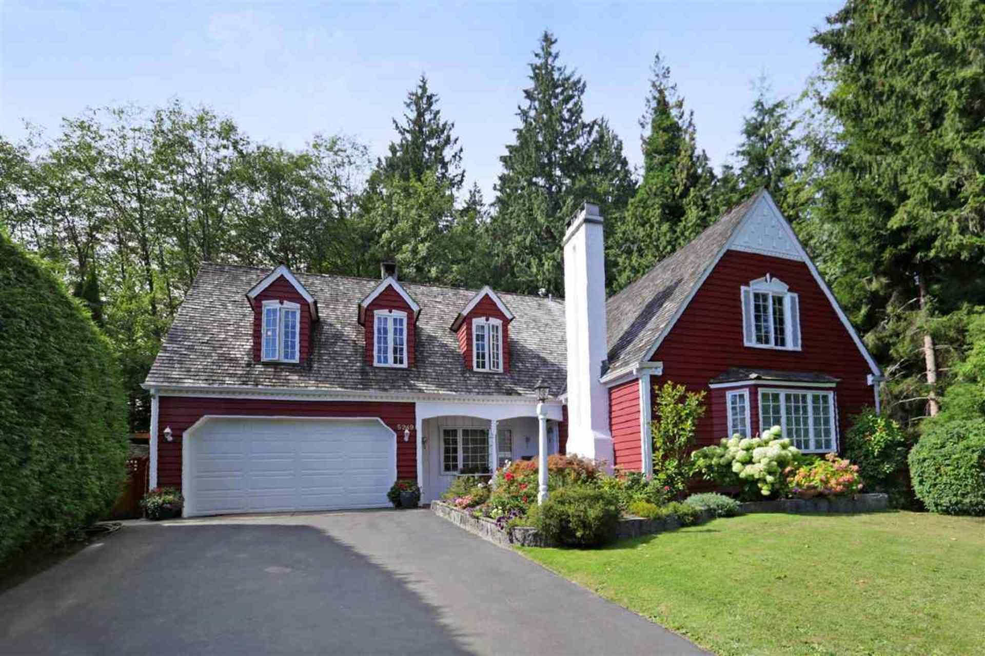 5249 Cliffridge Avenue, Canyon Heights NV, North Vancouver